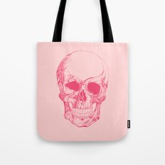 Mr. Skull Tote Bag