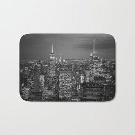 NEW YORK CITY IV Bath Mat