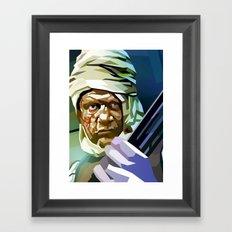 SW#25 Framed Art Print