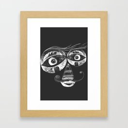 Etno Framed Art Print