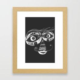 Etno Framed Art Print