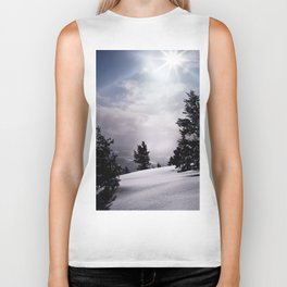 Winter Light Biker Tank
