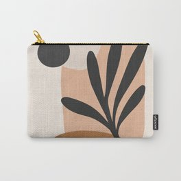 Minimal Abstract Art 11 Carry-All Pouch