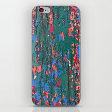 Chipping Paint iPhone & iPod Skin