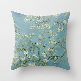 CLASSICS: Van Gogh's Almond Blossom Throw Pillow