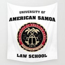 University of American Samoa Wall Tapestry