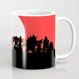 Super Smash Bros Ultimate Fanart Coffee Mug