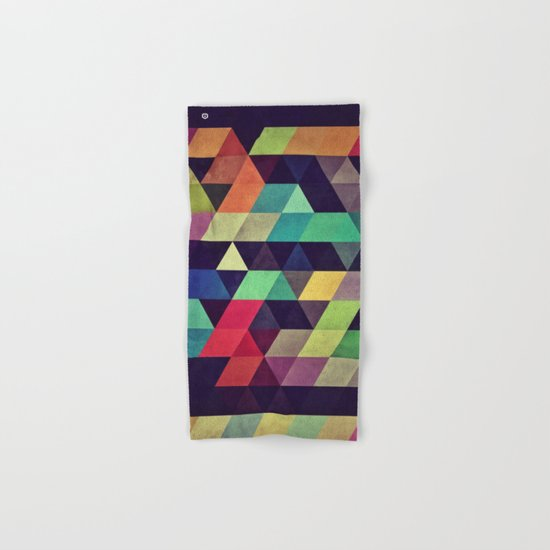 ZTYRLA Hand & Bath Towel