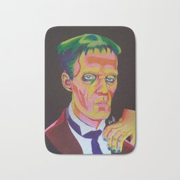 Lurch and Thing Bath Mat