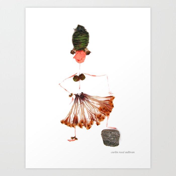 MalaMika Art Print