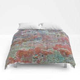 Ancient Metallics Comforters