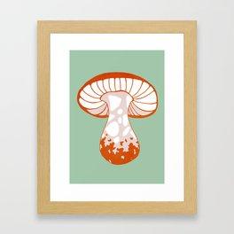 Kinoko Framed Art Print