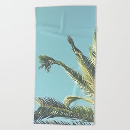 Summer Time II Beach Towel