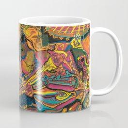 Red Atmosphere IX Coffee Mug