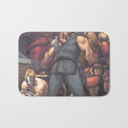 Street Fighter - Villains Bath Mat