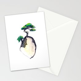 floating island Stationery Cards