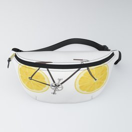 Lemon Bike Fanny Pack