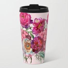 Flower garden V Travel Mug
