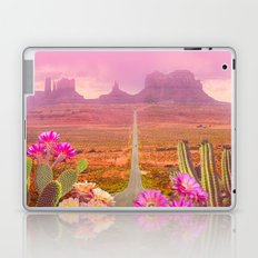 Road landscape Laptop & iPad Skin