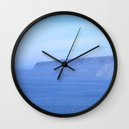 Santa Cruz Island Wall Clock
