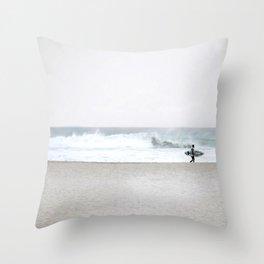 windwave Throw Pillow