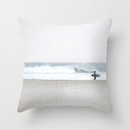 windwave Throw Pillow