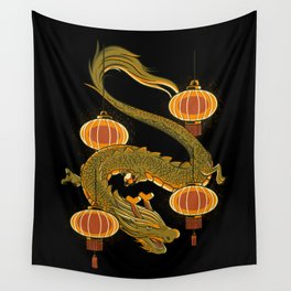 Dragon Fly Wall Tapestry