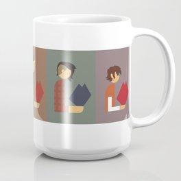 Lumber Ladies Read Coffee Mug