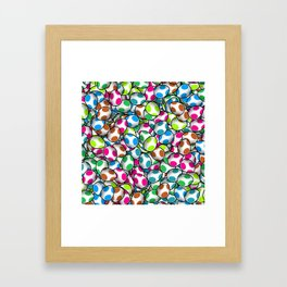 Dinosaur Egg Framed Art Print