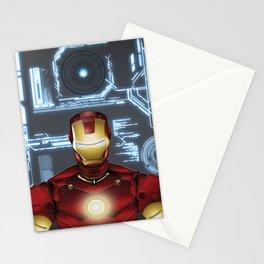 Iron-Man Stationery Cards