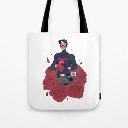 FLORA: Jason Tote Bag