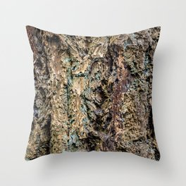 Bark 4 Throw Pillow