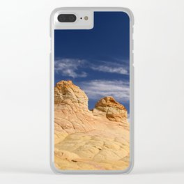 The Coyote Buttes Clear iPhone Case