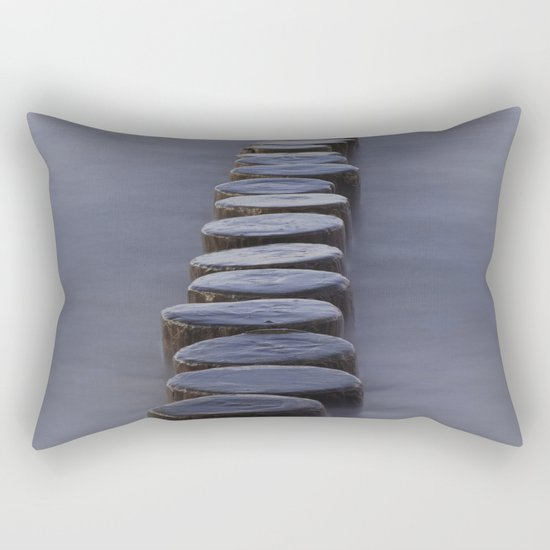 Groyne Rectangular Pillow