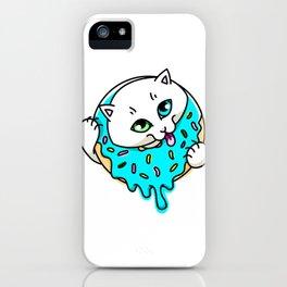 Donut Puss iPhone Case
