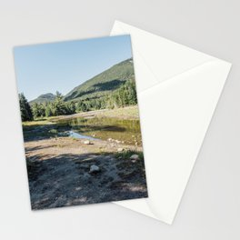 McIntyre Range II Stationery Cards