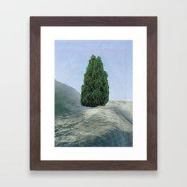Pinesong Framed Art Print