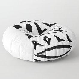 Baby Doll Floor Pillow