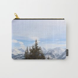 Wunderfull Snow Mountain(s) 4 Carry-All Pouch