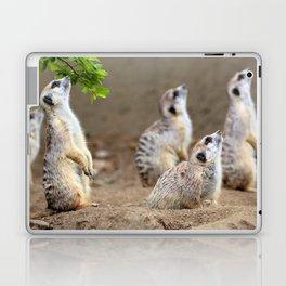 Meerkats - We're on the Lookout Laptop & iPad Skin