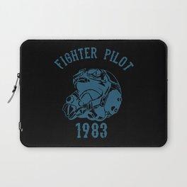 Fighter Pilot Laptop Sleeve