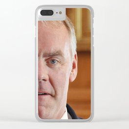 Ryan Zinke - Secretary of the Interior Clear iPhone Case