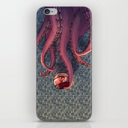 terror cósmico/cosmic horror iPhone Skin