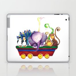 Animals wagon Laptop & iPad Skin