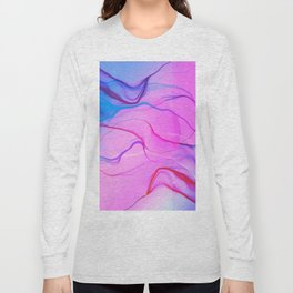 FOUNTAINS Long Sleeve T-shirt