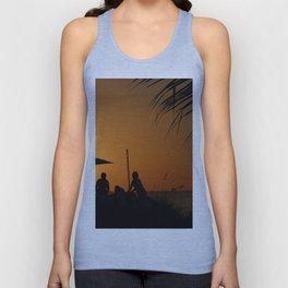 Turks & Caicos Sunset Unisex Tank Top