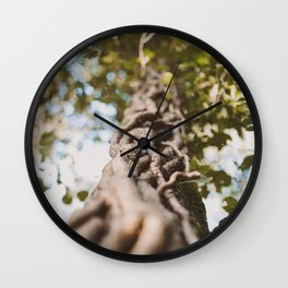 Roots of nature Wall Clock