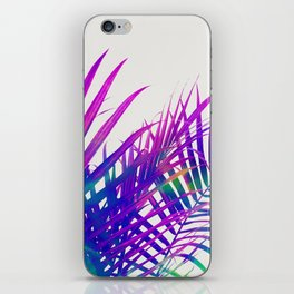 Colorful Palm iPhone Skin