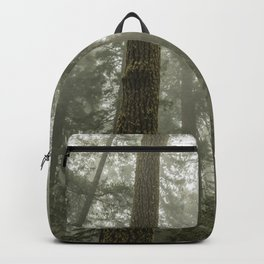 Memories of the Future - nature photography Backpack