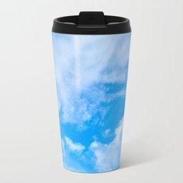 Sky Clouds Travel Mug